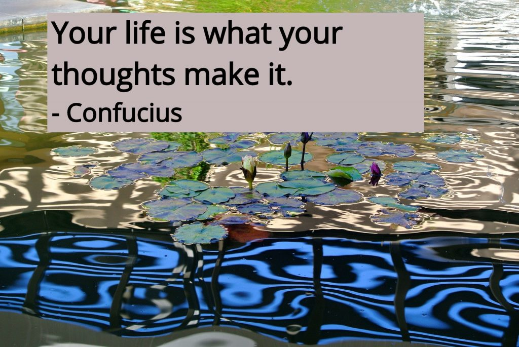 confucius quote on life and thoughts