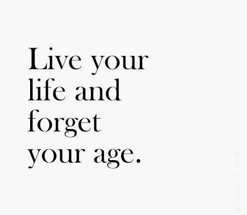 live your life sad quotes