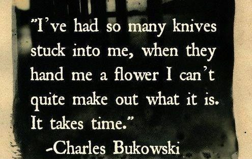 taking time sad quotes
