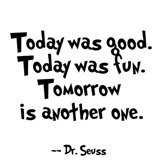 Dr. Seuss happy quotes