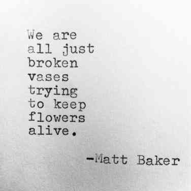we are broken sad quotes