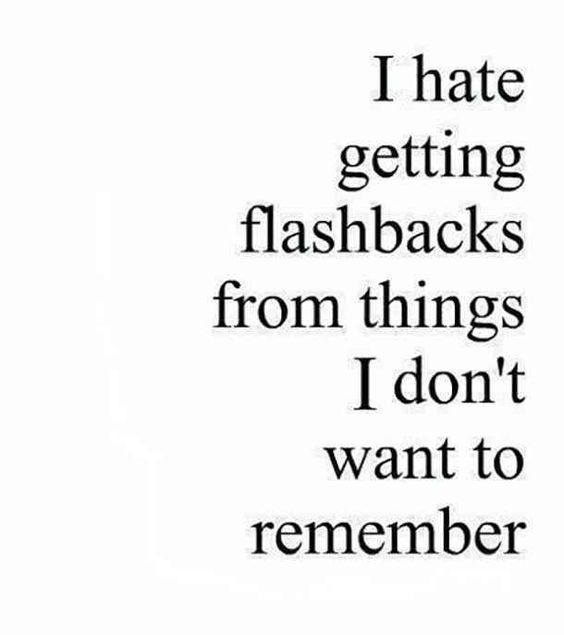 i don't want to remember sad quotes