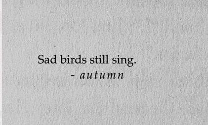 feeling sad quote