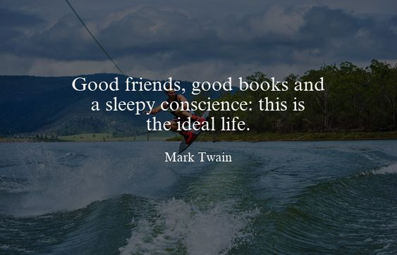 Mark Twain Happy Quotes