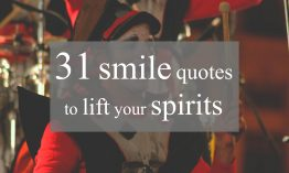 31 smile quotes to lift your spirits