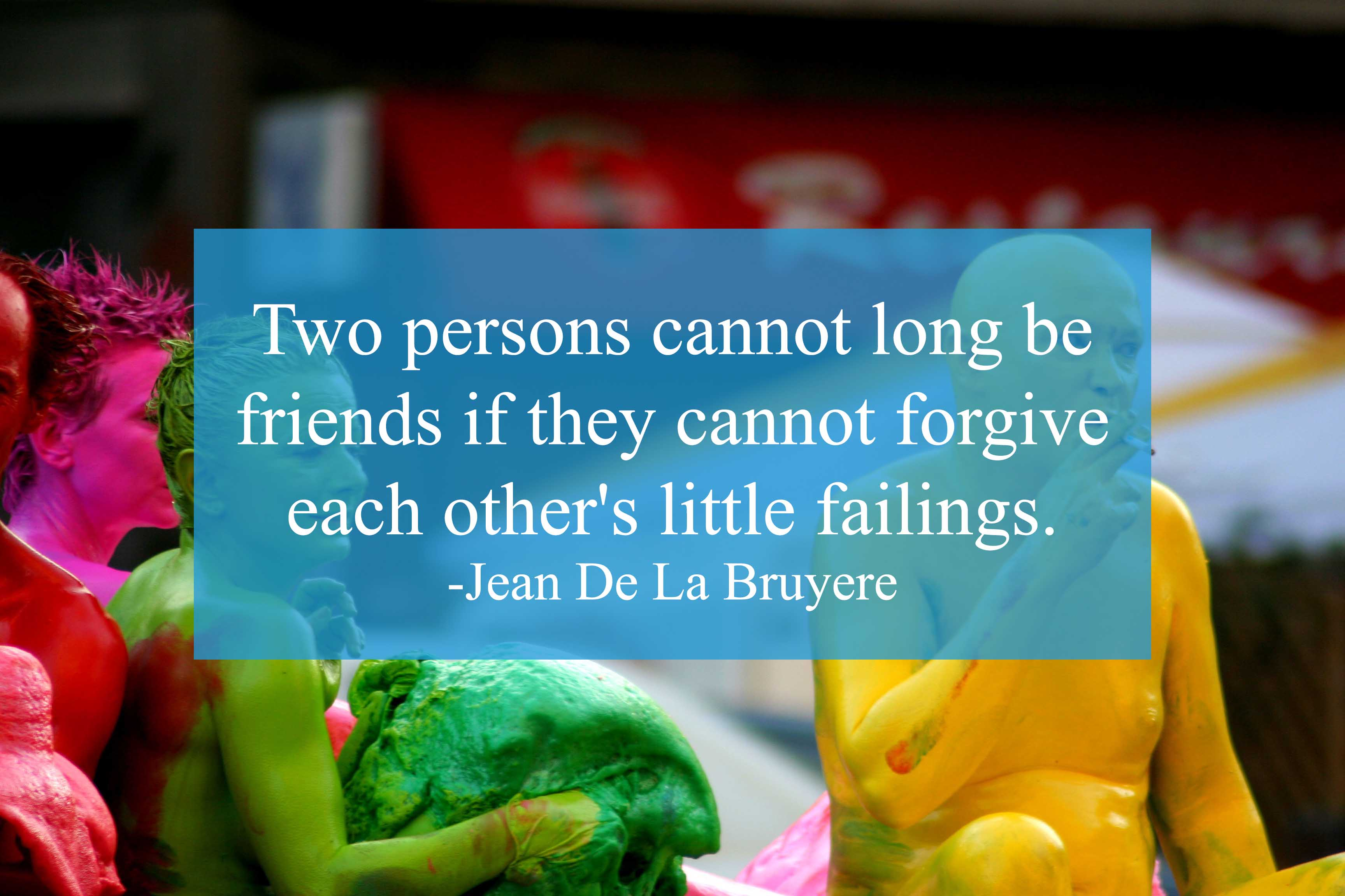 Jean de la Bruyre friendship quotes