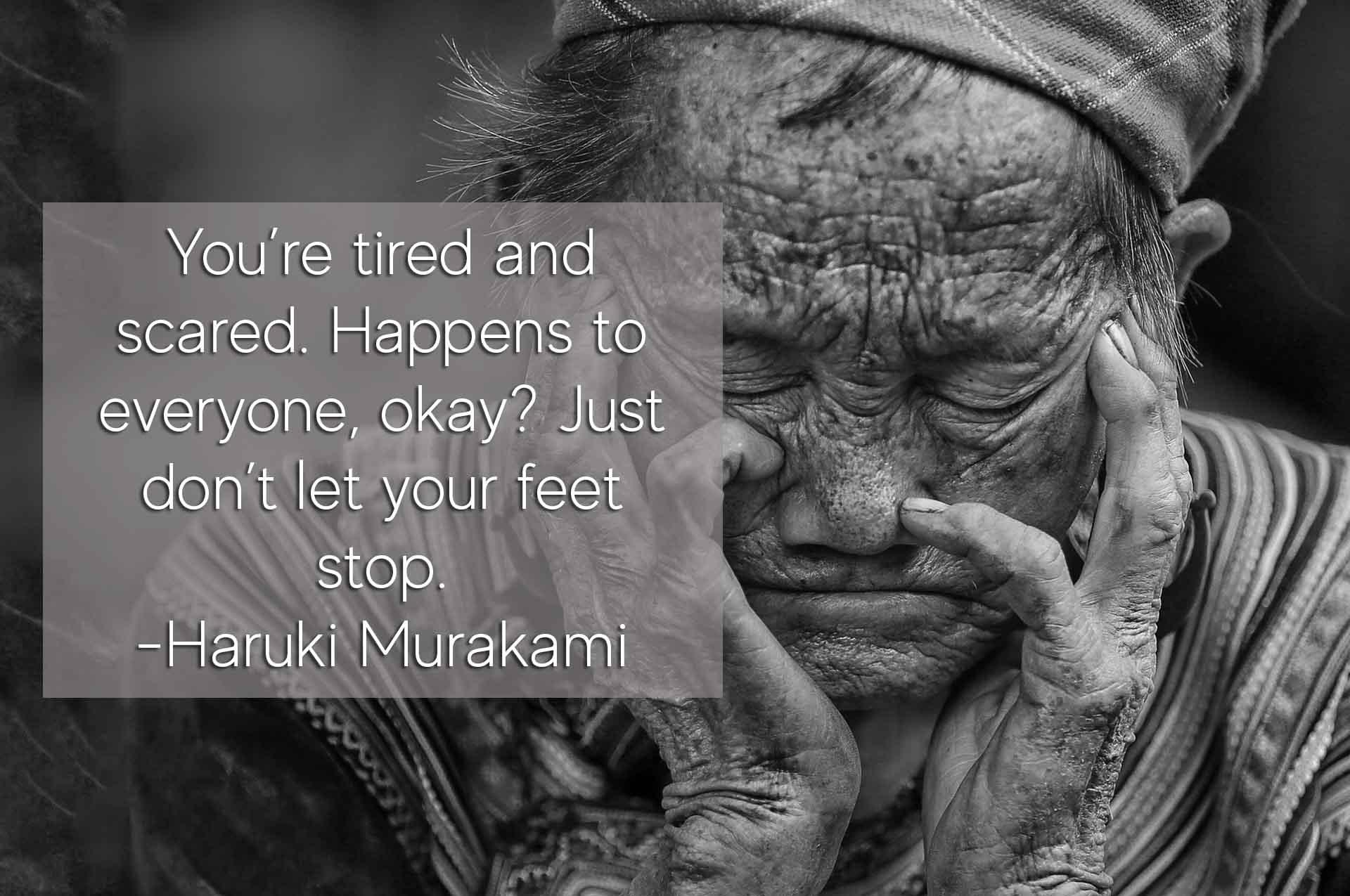 haruki murakami empowering quotes